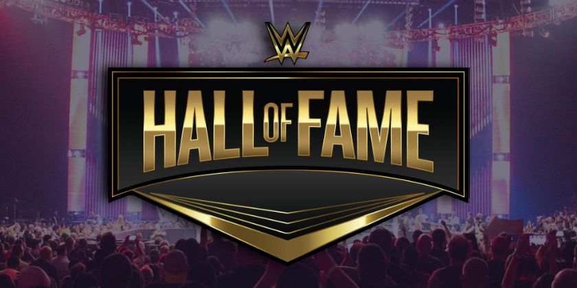 2019 WWE Hall Of Fame Induction Ceremony