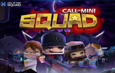 Call of mini squad for android