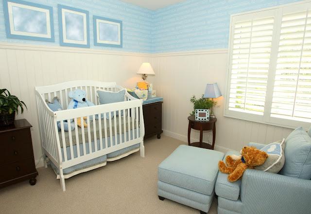 Dicas e inspirações de decoração para quarto de bebê