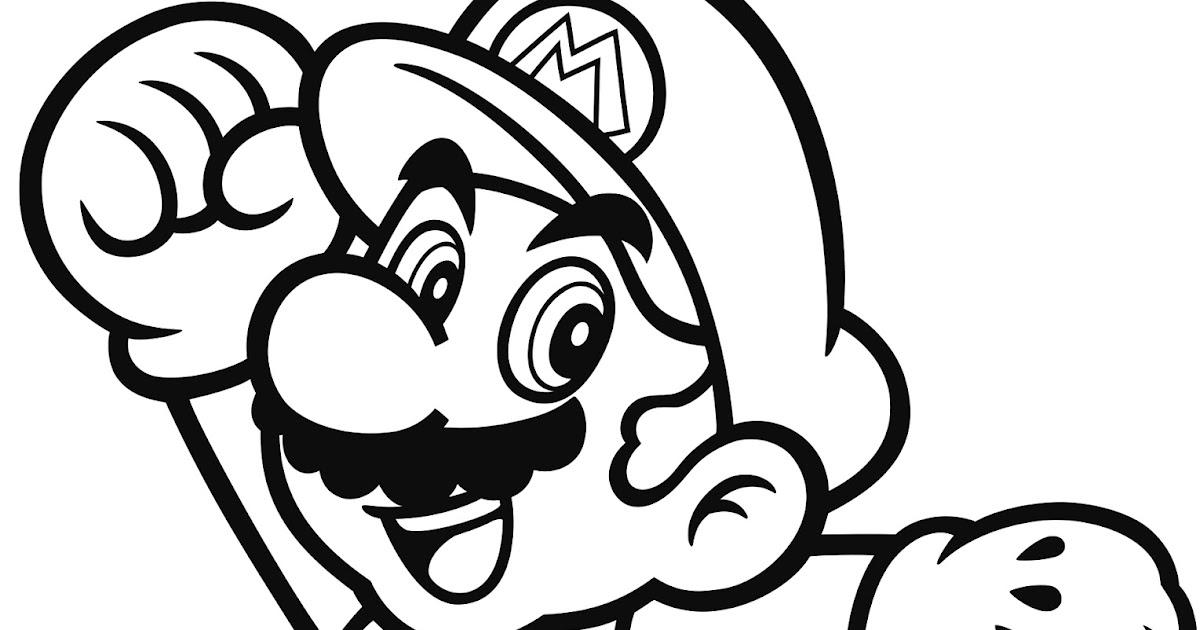 Reino do Cogumelo: Nintendo lança páginas para colorir com