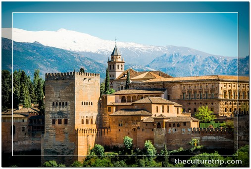 Andalucia, Spain - Beautiful 10 Cheapest Best Place to Travel in Europe This Summer