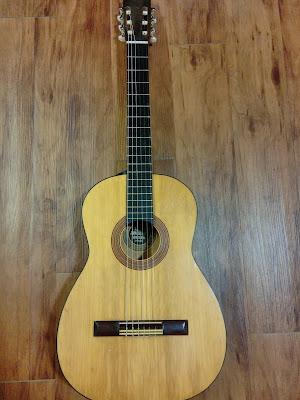 Juan Estruch Classical Guitar