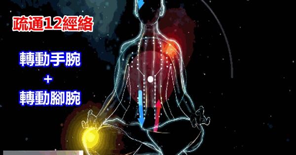 人的衰老和死亡,是經絡不斷堵塞的過程!(打通血管、舒活經絡)