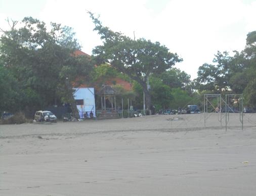 Perancak Beach Canggu Bali, Berawa Beach Art Festival
