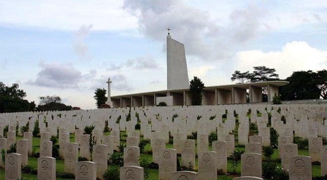 Tempat Wisata Terbaik di Singapura - Monumen Peringatan Perang Kranji