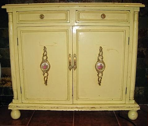 Descomplic ndome renovar restaurar mueble antiguo con for Renovar muebles antiguos