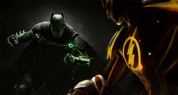 Tráiler de Injustice 2
