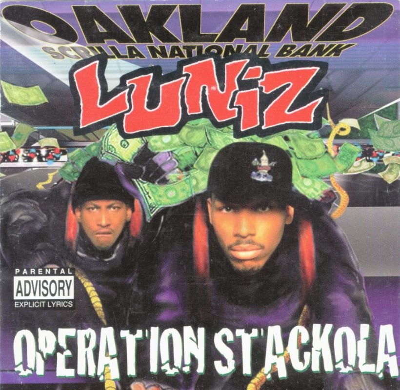 Download for free luniz — operation stackola listen to online.