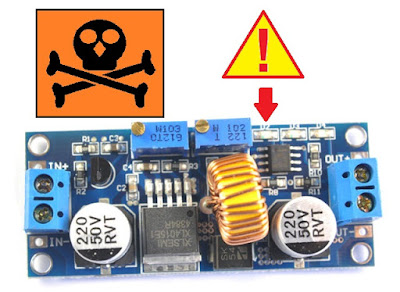 Cuidado com seu painel de LED (P10 - HUB12) Cabos elétricos e fonte
