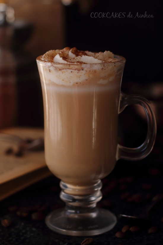 Toffee Nut Latte (café tipo Starbucks)