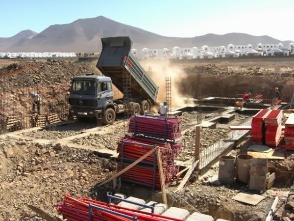 The Outskirts Of Playa Blanca, Circa 2006