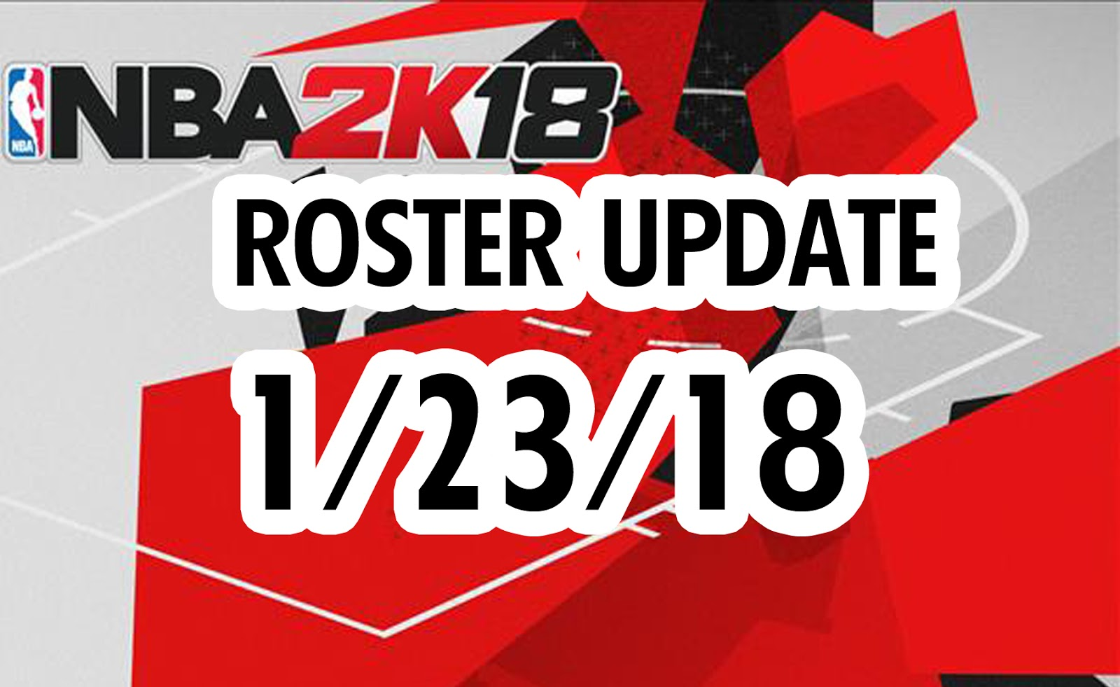 how to delete roster nba 2k18