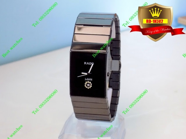 Đồng hồ Rado dây đá ceramic RD 1K5V2