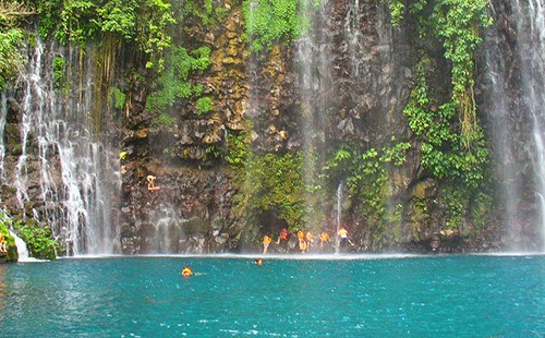Philippines Waterfall