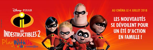 films indestructibles 2 pixar