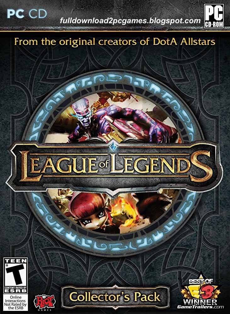 League Of Legends Free Download Pc Game Full Version Games