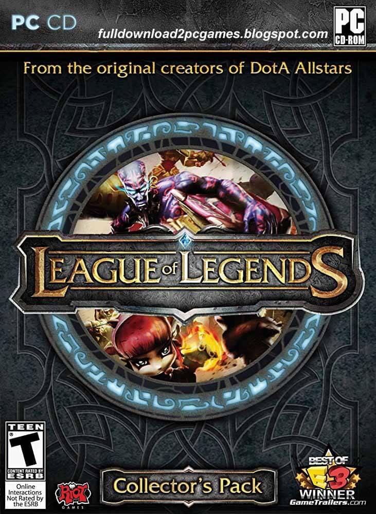 League Of Legends Download Windows 7