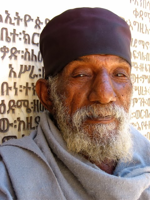 """Inner Peace"", Addis Ababa, Ethiopia, January 2006 by Karin Lisa Atkinson"