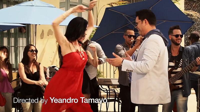 Rey Ruiz - ¨Amor bonito¨ - Videoclip - Dirección: Yeandro Tamayo. Portal Del Vídeo Clip Cubano - 02