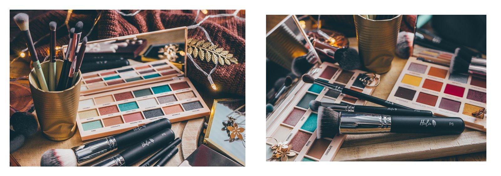 3a polskie blogu urodowe makijaż jak robić zdjęcia kosmetykom blog kosmetyczny łódź melodylaniella recenzje opinie relacje kosmetyki makeup revolution pędzle hulu
