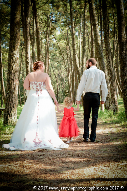 photographe mariage vendée 85 La faute sur mer
