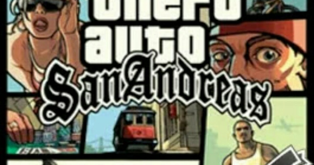 Gta san andreas pc highly compressed 100mb