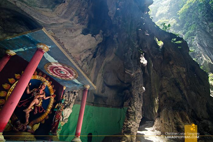 Batu Caves Malaysia Second Chamber
