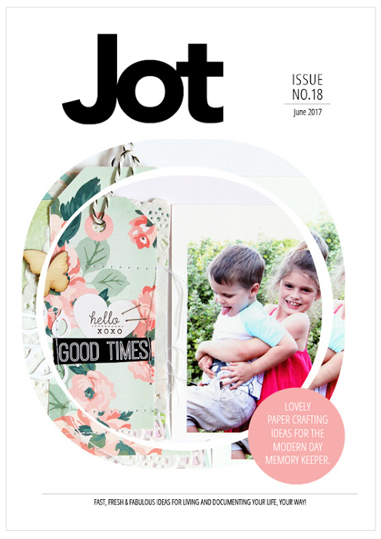 Jot Magazine - issue 18