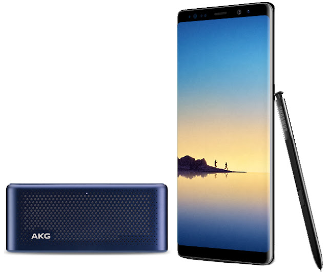 Pre-order the Samsung Galaxy Note8
