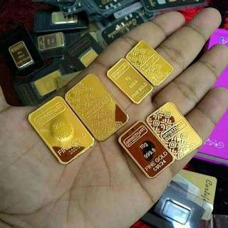 Emas boleh bayar hutang