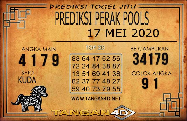 PREDIKSI TOGEL PERAK TANGAN4D 17 MEI 2020