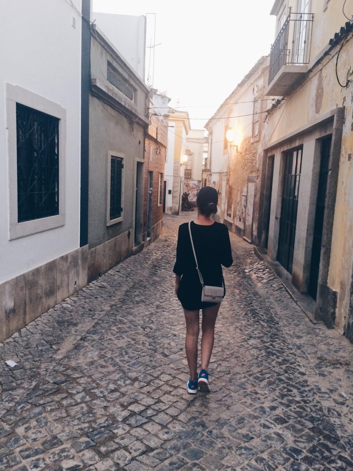 podróż wybrzeże portugalii
