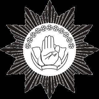 LOGO TAPAK SUCI  Gambar Logo