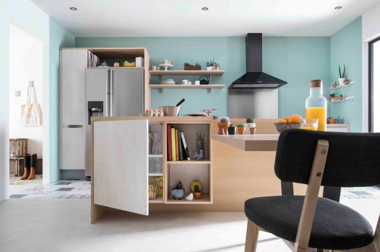 comment j 39 ai cr une nouvelle cuisine avec socoo 39 c louise grenadine blog lifestyle lyon. Black Bedroom Furniture Sets. Home Design Ideas