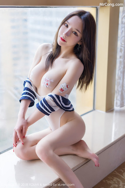 Hot girls Sexy Chinese porn model Zhou Yuxi (周于希) 2