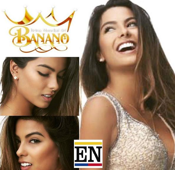 Reina Mundial del Banano 2016