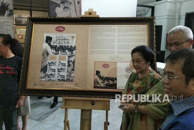 Mega Sebut Presiden Jokowi Minta Maaf Soal Polemik Gaji BPIP