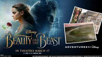 Beauty & The Beast Hindi English Movie 300mb HDRip