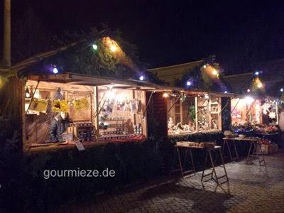 Weihnachtsmarkt Leuna