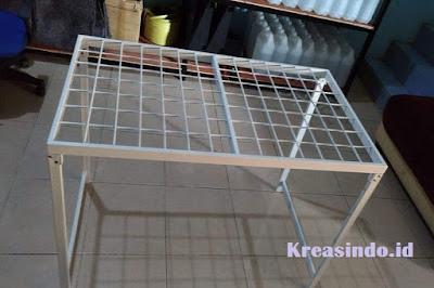 Jasa Meja Setrika Besi di Jabodetabek dan sekitarnya