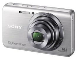 Sony Cyber-shot DSC-W650 Specifications and Price