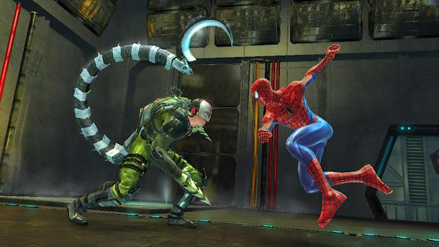 Spider Man 3 PC Full Version Screenshot 1