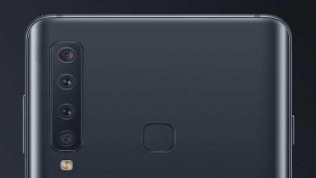 صورة مسربة جديدة تؤكد بأن هاتف Samsung Galaxy A9 سيحتوي على أربع كاميرات خلفية