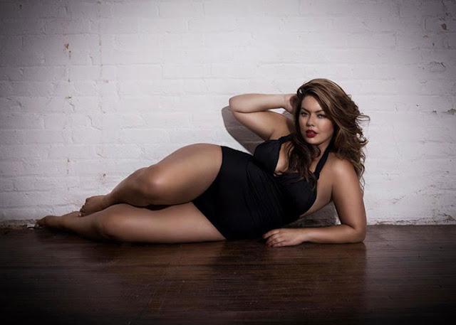 fotos de chicas gordas y guapas