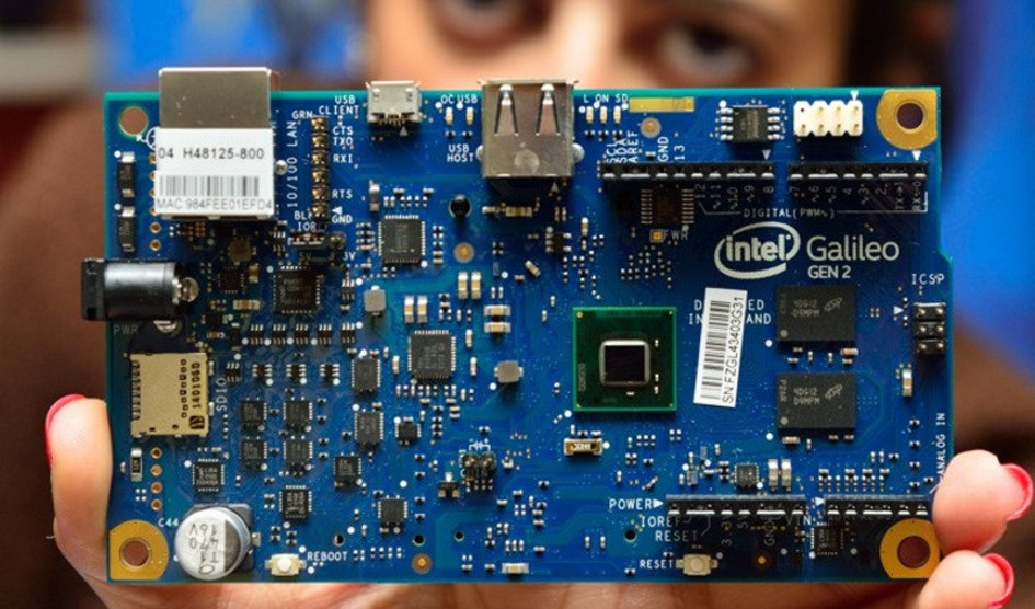 Intel Galileo - Arduino