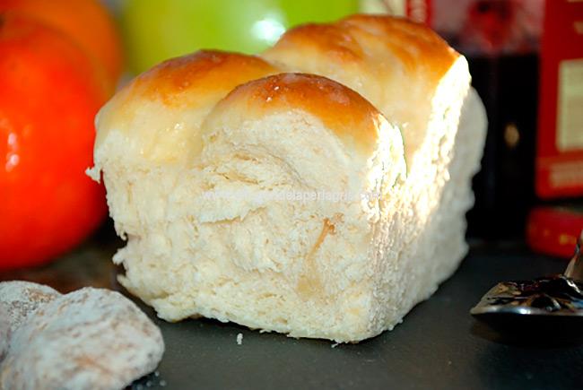 Porción pan brioche
