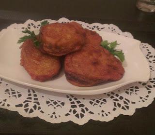 Recette des beignets de pomme de terre