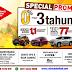 Program Penjualan Jabodetabek dan Jawa Barat Desember 2016