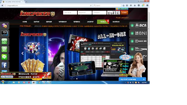 situs poker online terpercaya berdasarkan survey terbanyak