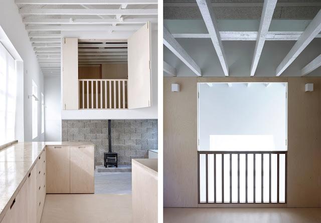 Loft con camera soppalco e cucina su misura by mclaren for Camera con soppalco
